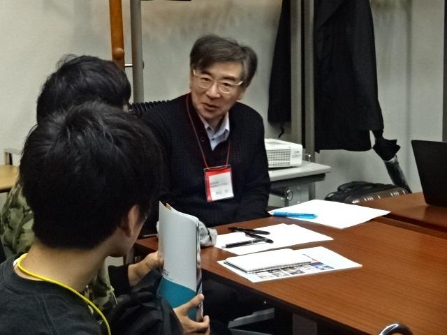 2019年度第1回大学院説明会(東京)写真6