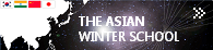 ASIAN WINTER SCHOOL
